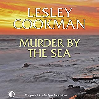 Murder by the Sea audiobook cover art