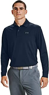 Under Armour Polo À Manches Longues Performance Textured Polo Homme