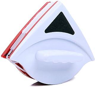 Limpiador magnético de doble cara, herramienta de limpieza magnética para superficies de limpiaparabrisas con mango