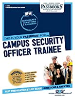Campus Security Officer Trainee (Career Examination)