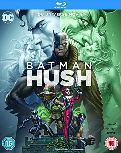 Batman Hush [Edizione: Regno Unito] [Blu-ray]