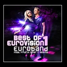 Best of Eurovision 1, By Euroband by Euroband Feat Fridrik Omar & Regina (2011-02-11)