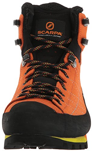 SCARPA Men's Zodiac TECH GTX Mountaineering Boot, Tonic, 8.5 Minnesota