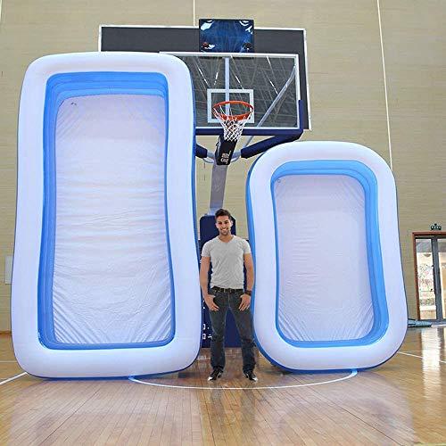 Sobredimensionado Engrosado Piscina Hinchable,Al Aire Libre Easy Set Piscina Familiar,Juegos De Agua Piscina Infantil para Niños Adultos Bebé A 130x90cm(51x35inch)