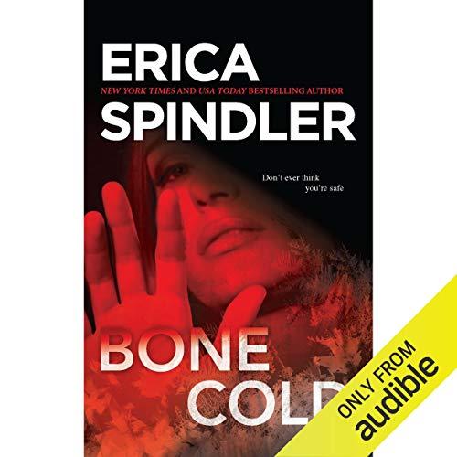 Bone Cold audiobook cover art