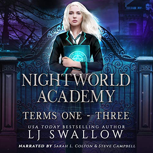 Nightworld Academy Box Set cover art