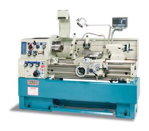 Buy Bargain Baileigh PL-1640 Precision Metal Lathe, 3-Phase 220V, 7.5hp Motor, 16 Swing, 40 Bed Le...