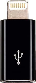 AmazonBasics Micro USB to Lightning Adapter - Apple MFi Certified