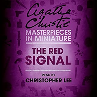 The Red Signal: An Agatha Christie Short Story cover art