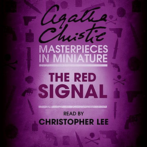 The Red Signal: An Agatha Christie Short Story audiobook cover art