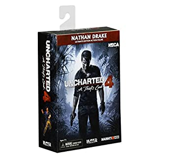 NECA Uncharted 4 Ultimate Nathan Drake Action Figure  7  Scale