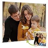 Coverpersonalizzate.it - Cuadro Personalizado con Foto, Imprime en Forex PVC Ultraligero 1cm - Muchos Tamaños Disponibles de Cuadros Personalizados