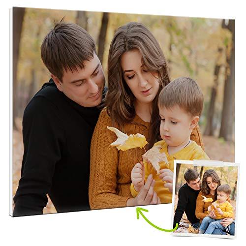 Coverpersonalizzate.it - Foto Auf Acrylglas Mit Eigenem Bild, Druck Auf Forex PVC Ultraleicht 1cm - Viele Formate Erhältlich Für Personalisierte Wandbilder