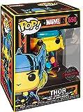 Funko Marvel 48847 Jouet à Collectionner Thor Lumière Noire Multicolore