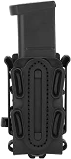 KRYDEX 9mm Pistol Mag Pouch Softshell Magazine Pouch Tactical Magazine Holder Short