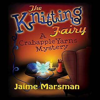The Knitting Fairy audiobook cover art