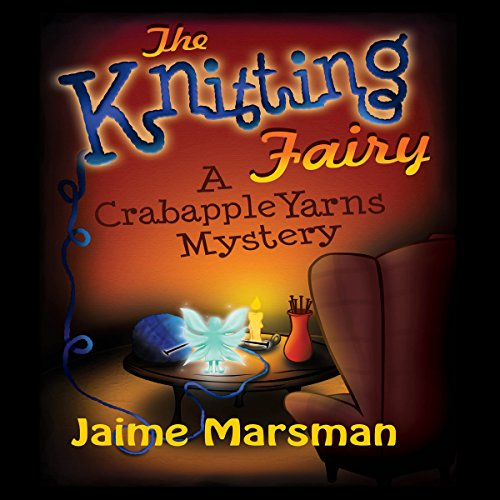 The Knitting Fairy audiobook cover art