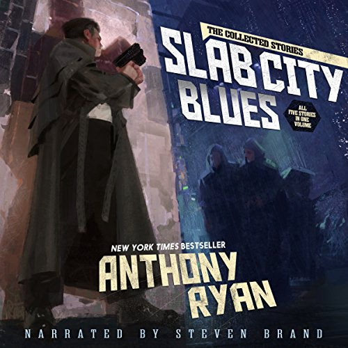 Slab City Blues - The Collected Stories audiobook cover art