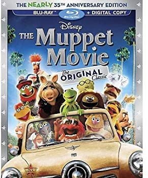 The Muppet Movie  The Nearly 35th Anniversary Edition  Blu-ray + Digital Copy