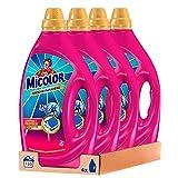 Micolor Detergente Gel Fresh 30 Lavados - Pack de 4, Total 120 Lavados