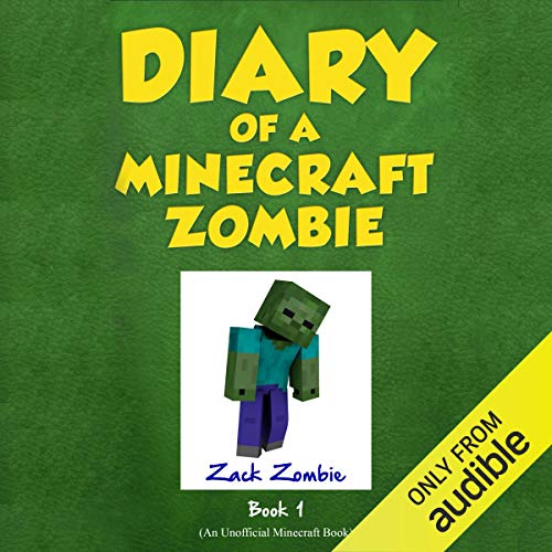 A Scare of a Dare: Diary of a Minecraft Zombie, Book 1