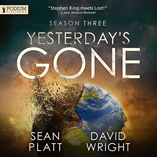Yesterday's Gone: Season Three cover art