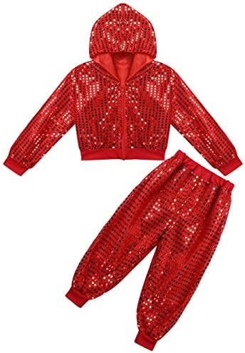 Hip hop costume for girl _image4