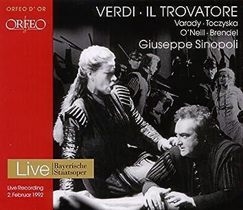 Verdi: Il trovatore (The Troubadour) [Live]