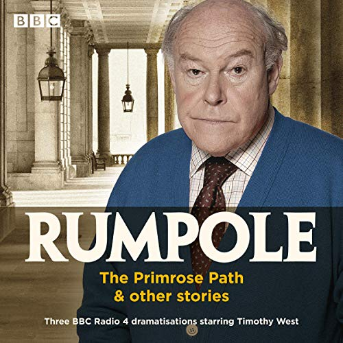 Rumpole: The Primrose Path & other stories audiobook cover art