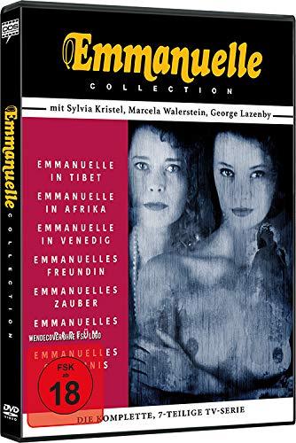 Emmanuelle Collection (7 Filme: Emmanuelle in Tibet , ...in Afrika, ...in Venedig, Emmanuelles Freundin, ...Zauber, ...Parfüm, ...Geheimnis) [3 DVDs]