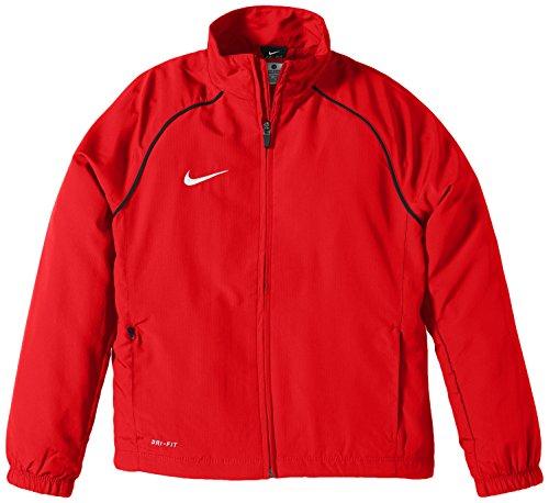 Nike Herren Jacket Found 12 Sideline Jacke, University Red/Black/White, S