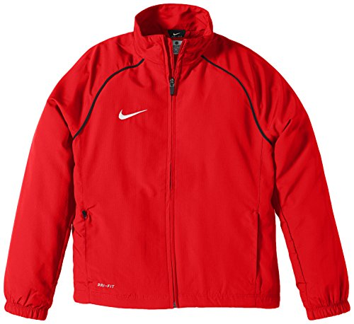 Nike Herren Jacket Found 12 Sideline Jacke, University Red/Black/White, S