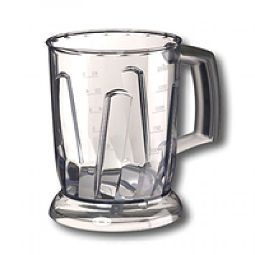 Braun Zerkleinerer Behälter 1000ml BC5000 6000 MR740 MR730 Typ 4