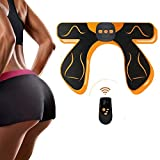 ABS Stimulator Hip Trainer,EMS Electrical Hips Trainer 6 Modes Smart Fitness Training Gear Home Office Ab Workout Equipment Machine