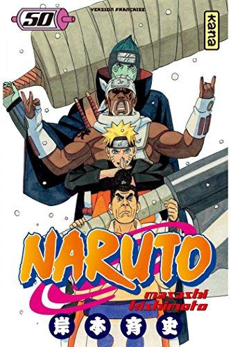 Naruto - Tome 50