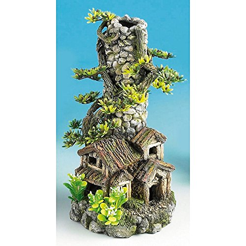 Caldex Classic Character Buildings Cobbled Chimney 290mm