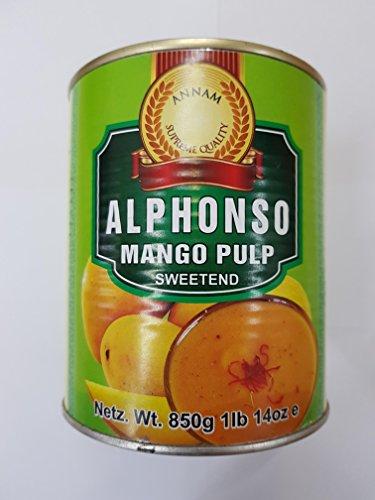 Mango Pulb Mangopüree 850g Alphonso