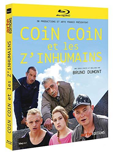 CoinCoin et les Z'inhumains [Blu-ray]