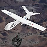 UR MAX BEAUTY RC Planeur Avion 2.4Ghz 3-CH Mini 6-Axis Ready to Fly avec Le Système De Stabilisation pour Cadeau De Noël Et Les Enfants