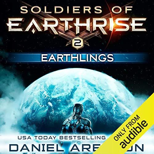 Earthlings Audiobook By Daniel Arenson cover art
