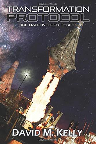 Transformation Protocol: Joe Ballen, Book Three