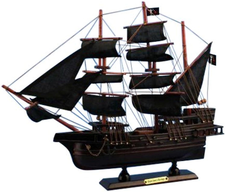 Hampton Nautical Blackbeard's Queen Anne's Revenge Pirate Ship, 15