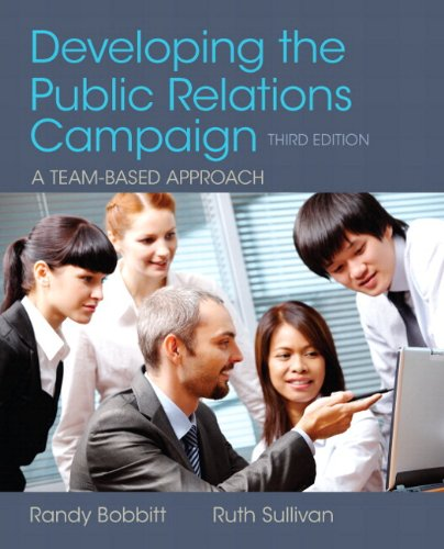Developing the Public Relations Campaign + MySearchLab Access Card
