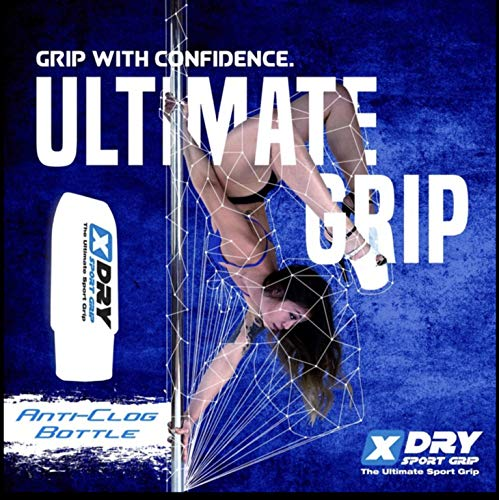 X-Dry Ultimate Sport Grip Aid Pole e Aerial Fitness Grip