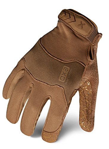 Ironclad EXOT-GCOY-06-XXL Tactical Operator Grip Glove, Coyote Brown, XX-Large