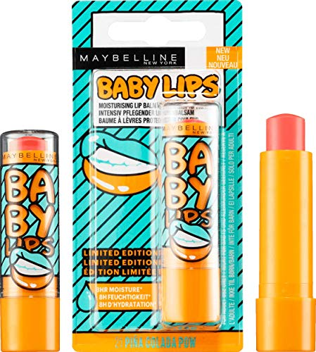 Maybelline Baby Lips Limited Edition 8Hr Moisture 4,4gr