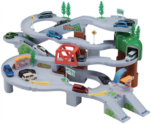 Tomica World Mountain Drive (Japan)