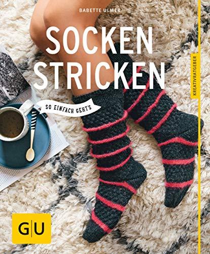 Socken stricken: So einfach geht's (GU Kreativratgeber)