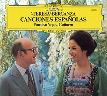 Teresa Berganza - Canciones Españolas