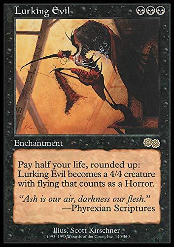 Magic The Gathering - Lurking Evil - Urza's Saga